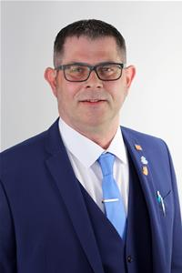 Profile image for Councillor Mark David Swinburn